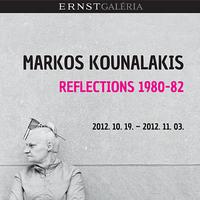 Kiállítás ajánló: Ernst Galéria, Markos Kounalakis Reflections: 1980-82
