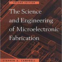 __VERIFIED__ The Science And Engineering Of Microelectronic Fabrication. Bekijk producto betting shampoo world Other
