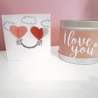 Valentin napi képeslapok 5 perc alatt