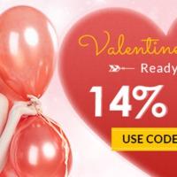Valentin nap a Rosegal-nál - Hatalmas Akciók! :)