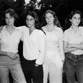Négy testvér fotója 1975-től minden évben