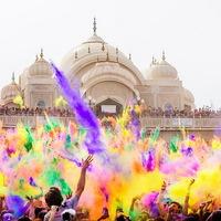 A színek fesztiválja