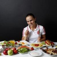 Olimpiai sportolók napi ételmennyisége