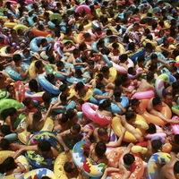 Ezért ne menj aquaparkba Kínában