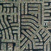 Különleges építészeti motívumok a Google Maps-en