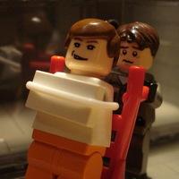 Híres filmjelenetek LEGO-ból [20 fotó]