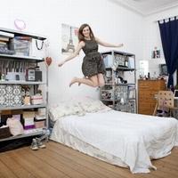 Lányok hálószobái a nagyvilágból