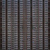 Nyomasztó lakótelepek Hongkongban