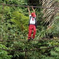 Gyerekek életveszélyes kalandjai iskolába menet