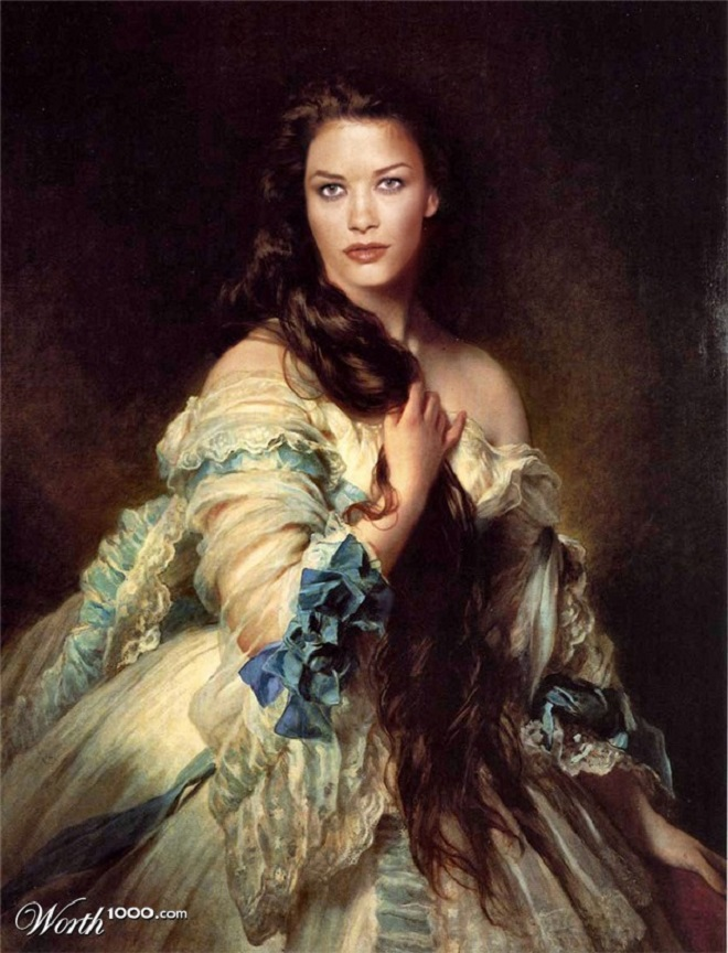 Celebrities-in-Classic-Paintings-Catherine-Zeta-Jones.jpg
