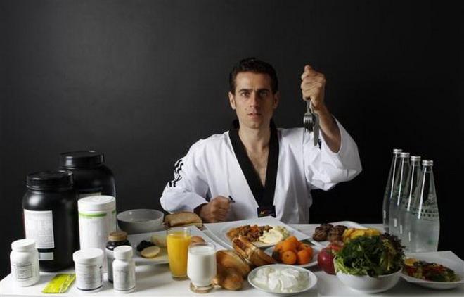 Turkish Taekwondo fighter and Olympic hopeful Bahri Tanrikulu, 32-1.jpg