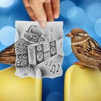 Fényképező vs. Ceruza rajz