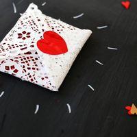 Szív boríték