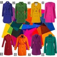 MyStyle - Színes kabátok