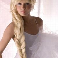 Menyasszonyi frizura - 2012