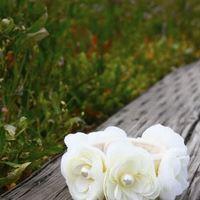 Virágos karkötő DIY