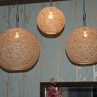Lámpaernyő házilag - DIY