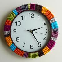 Szivárványos óra