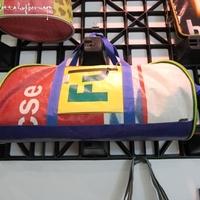 Reklám molinóból trendi táska