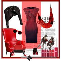 MyStyle - Dögös vörös