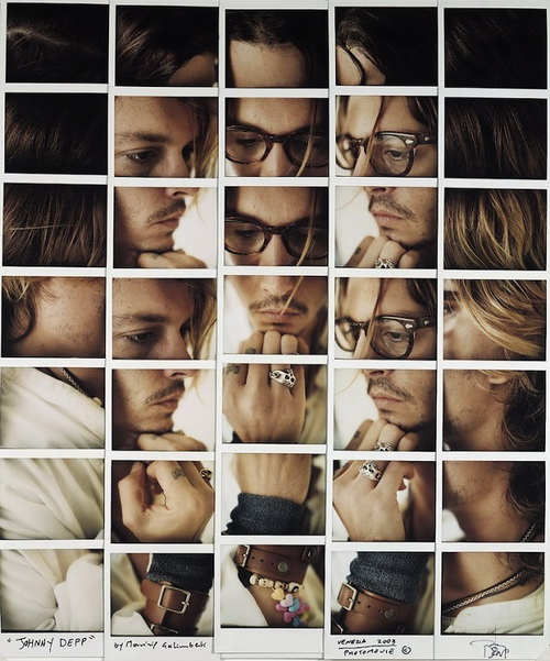 Polaroid portrék