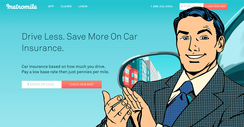 Metromile - egy gépjárműbiztosítás, ami választ ad a megváltozó igényekre