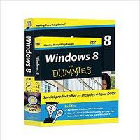 Windows 8 For Dummies, Book + DVD Bundle Download.zip