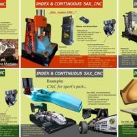 Ipari automatizálás, robotos alkalmazástechnika, gyártósori és egyedi géptervezés területén