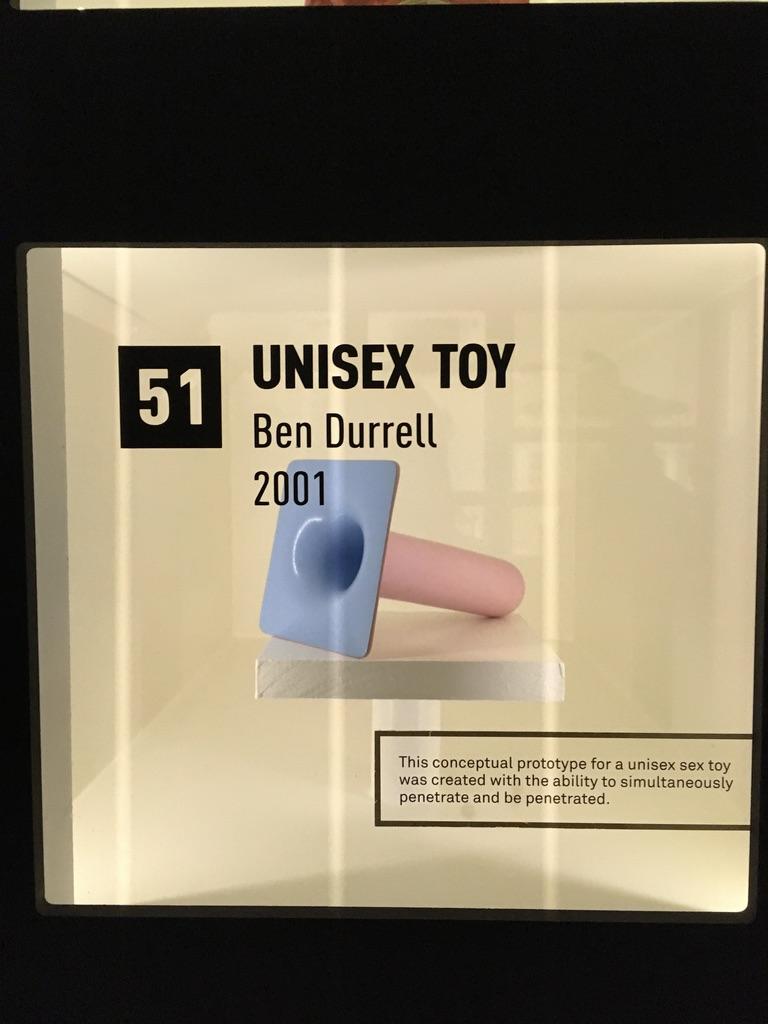 Uniszex szexuális segédeszköz.
