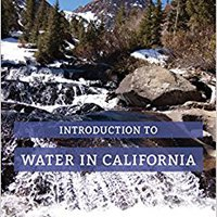 Introduction To Water In California Ebook Rar