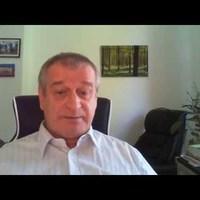Bertók Gyula pszichológus a fóbiákról