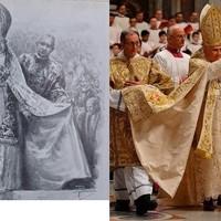 A liturgikus egyszerűségről és pompáról