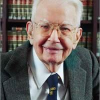 Ronald Harry Coase (1910. december 29. - 2013. szeptember 2.)