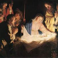 Karácsony üzenete: Velünk az Isten!