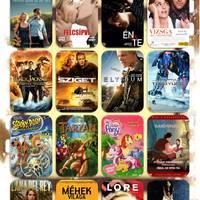 A Médiatár aktuális DVD- és CD ajánlata!
