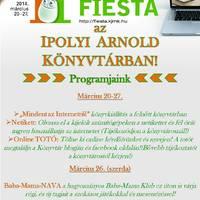 Internet Fiesta az IKMKK-ban! (2014. március 20-27.)