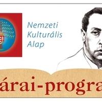 Márai-program pályázati könyvei