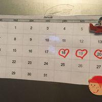 Apaváró naptár