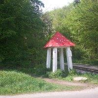 Majális-park,Molnár-szikla,Szeleta-barlang
