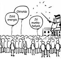 A Nemzetgazdasági Miniszter válasza a közmunkacsapda fenntartásáról.