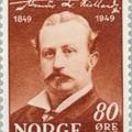 A négy nagy norvég író egyike: Alexander L. Kielland