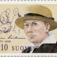 Laimi Leidenius finn orvosnő aláírása