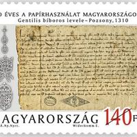 700 éves a papírhasználat Magyarországon