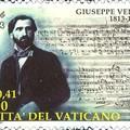 Verdi kézjegye kéziratos kottáján