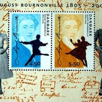 A Dán Királyi Balett nagy neve: Auguste Bournonville