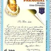 Levél a bélyegen: Cervantes tollából