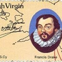 A világutazó Francis Drake kézjegye