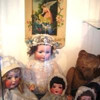 Offtopic: Porcelánbabák múzeuma Tihanyban