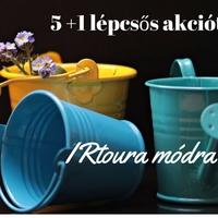 Életmódváltás IRtoura módra - A kezdetek 3.
