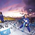 Volvo Ocean Race történelem: a vitorlás versenyzők élete húsz évvel ezelőtt
